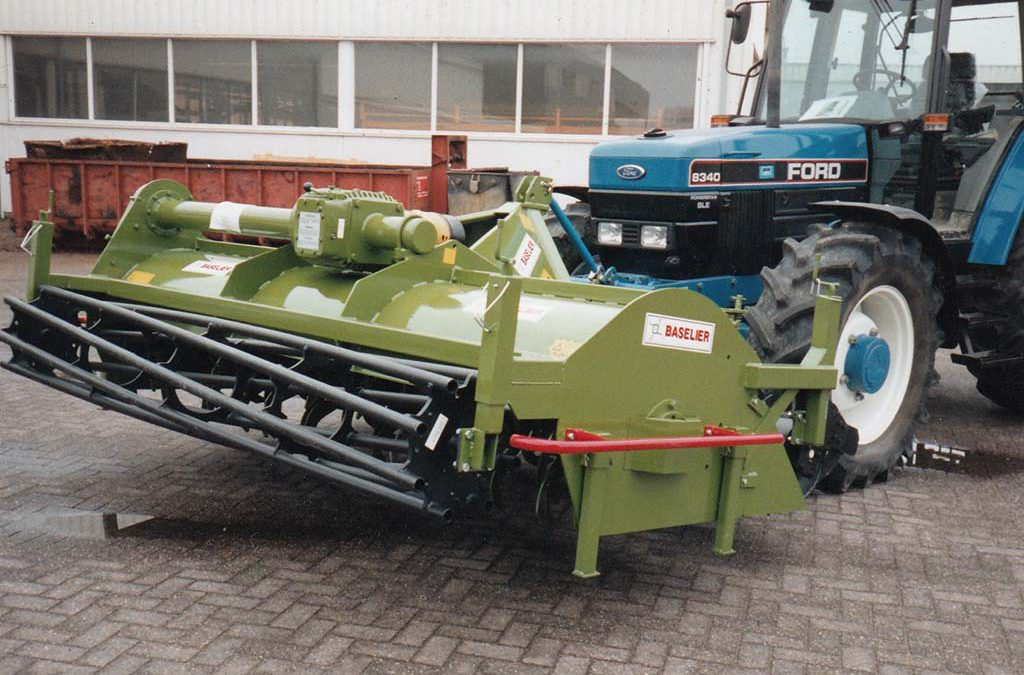 2002 | Baselier Combi Cultivator.  Type FKC.